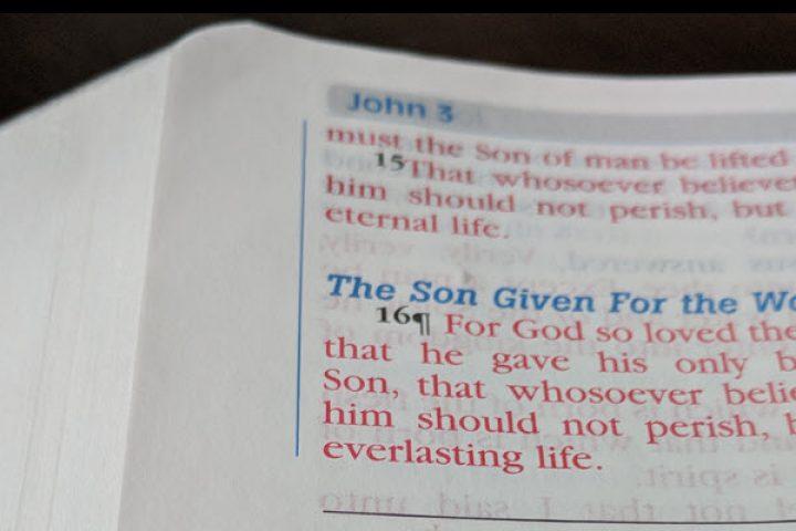 Crosspointe Biker Church – Serving Jesus